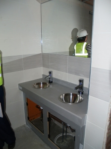 Level 2 toilets